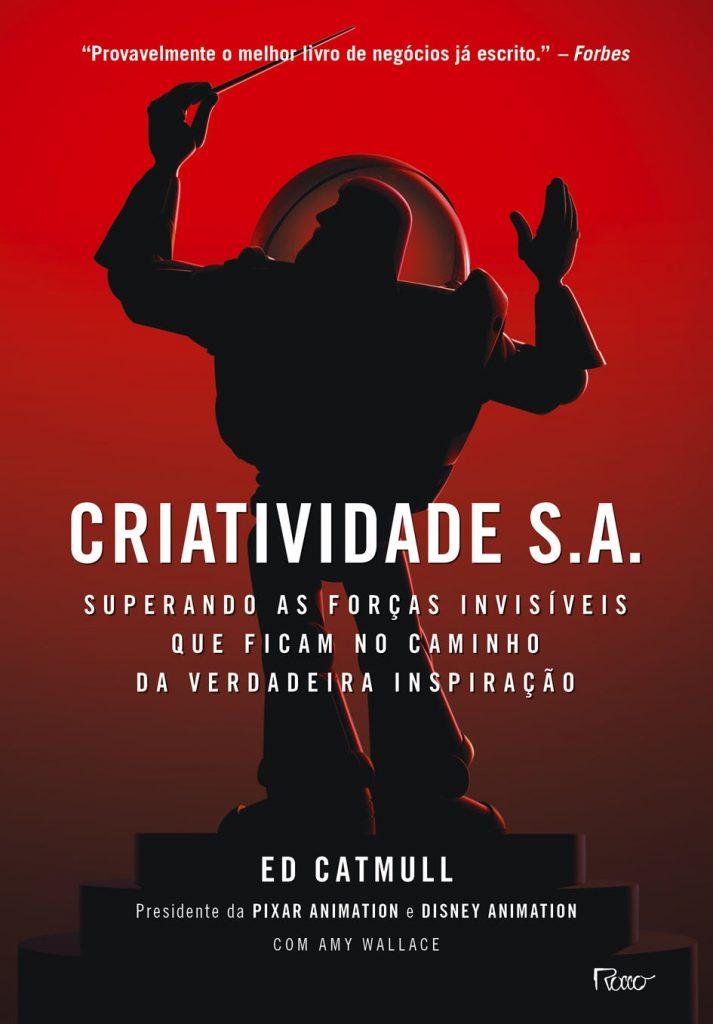 Livro Criatividade S/A